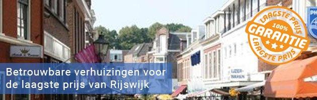 Verhuisbedrijf Rijswijk