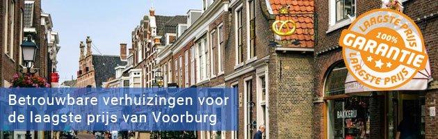 Verhuizen in Voorburg