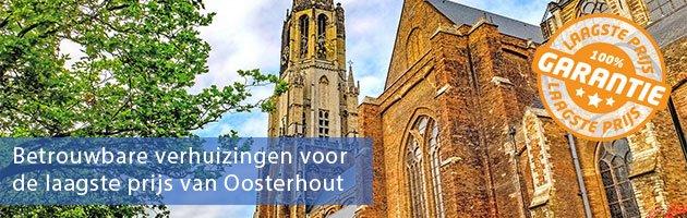 Oosterhout verhuizen