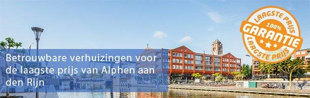 Verhuisbedrijf Direct Alphen aan den Rijn
