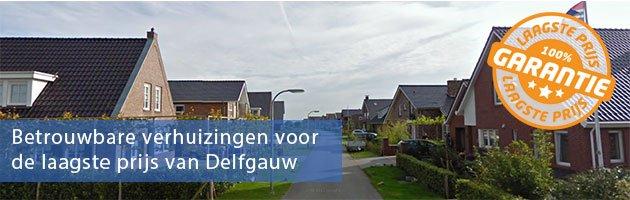 Verhuisbedrijf Direct Delfgauw