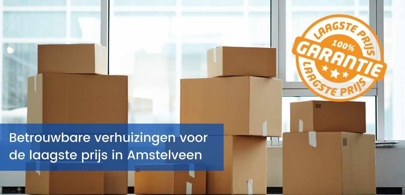 Verhuisbedrijf Amstelveen