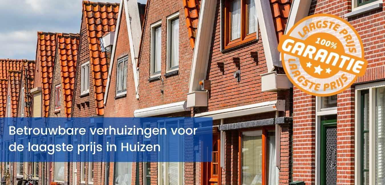 Verhuisbedrijf Huizen