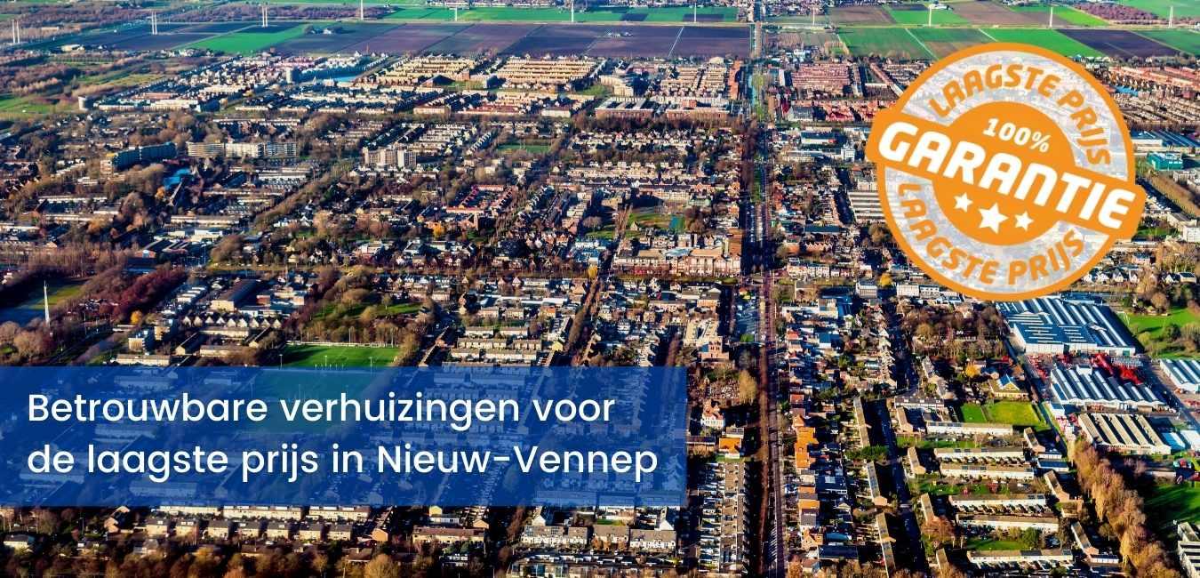 Verhuisbedrijf Nieuw-Vennep