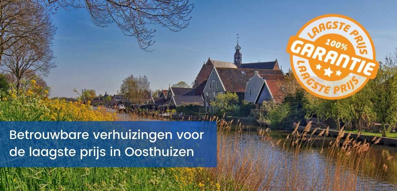 Verhuisbedrijf Oosthuizen
