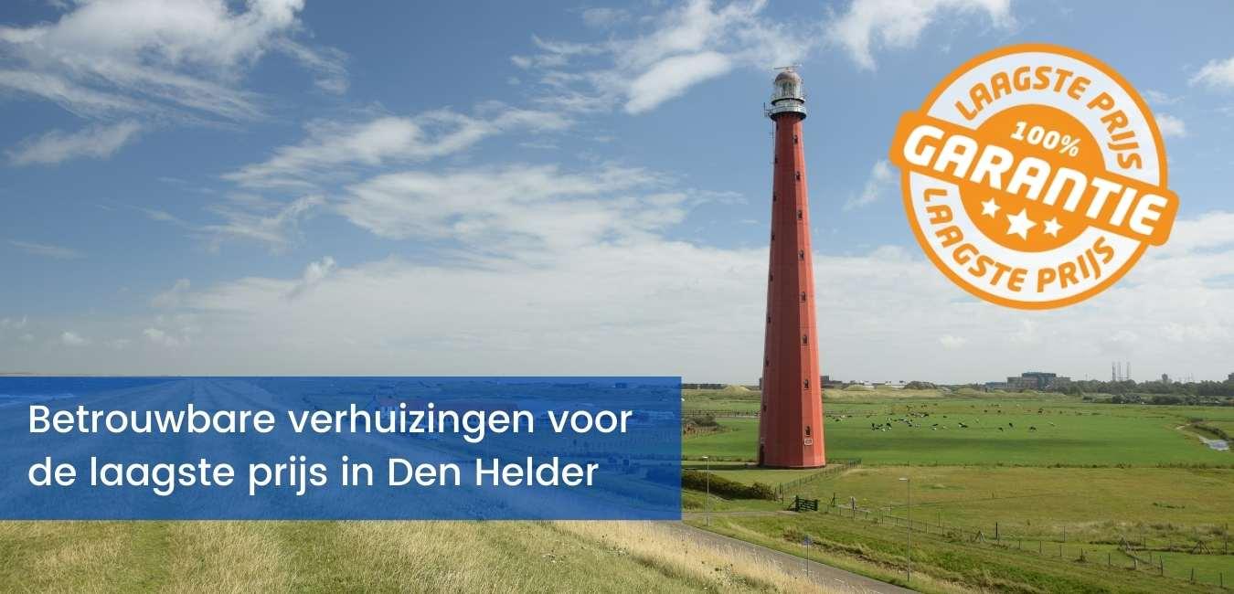 Verhuisbedrijf Den Helder