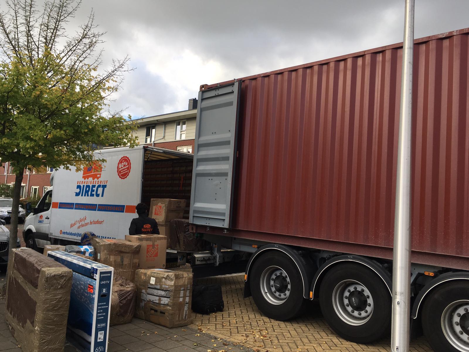 Verhuisbedrijf Direct goedkoop voordelig verhuizen Nederland (4)