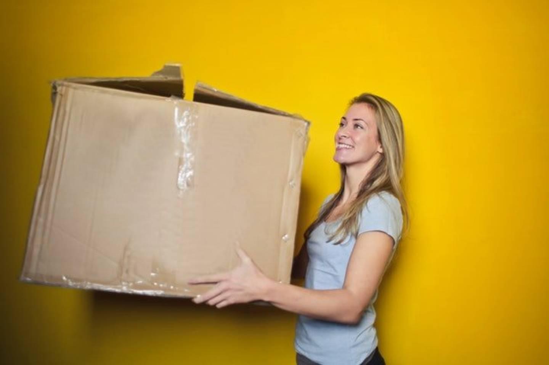 7 tips voor uw eerste verhuizing